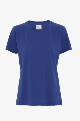 Colorful Standard - Womens Royal Blue T Shirt - S