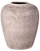 LOMBOK Dobrak Ceramic Vase In Fawn