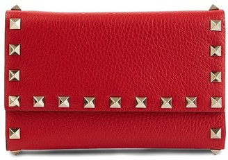 Valentino Garavani Rockstud wallet
