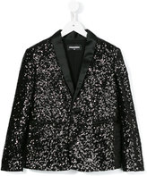DSQUARED2 sequinned blazer