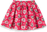 Cath Kidston Mickey Hearts Minnie Kids Tutu Skirt