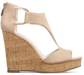 Kenneth Cole Hayley Suede Wedge