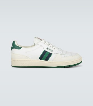 Polo Ralph Lauren Court leather sneakers