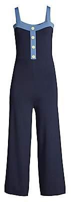 STAUD Women's Scotch Cotton Jumpsuit