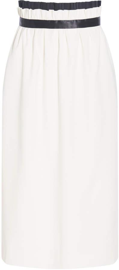 Mother of Pearl Eloise Midi Skirt