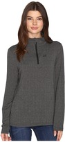 Cinch Long Sleeve 1/4 Zip Pullover