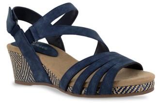 Easy Street Shoes Lee Wedge Sandal