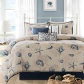 JCPenney Madison Park Nantucket Coastal 7-pc. Cotton Printed Comforter Set