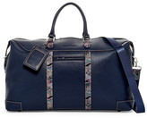 Robert Graham Sixtino Leather Trim Weekend Bag