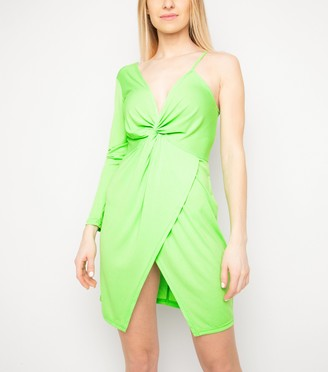 New Look Miss Attire One Shoulder Dress
