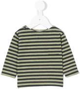 Amelia Milano long-sleeve striped T-shirt