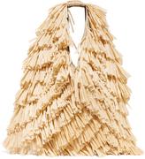 Maison Margiela Straw Hobo Bag