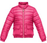Moncler Girl's 'Lans' Water Resistant Down Jacket
