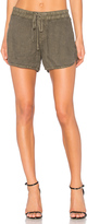 James Perse Drawstring Dolphin Short