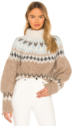 Rag & Bone Fran T Neck Sweater