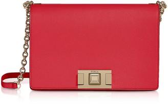 Furla Leather Mimi S Crossbody Bag