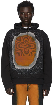 Vyner Articles Black Treated Trance Hoodie