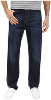 Calvin Klein Jeans Relaxed Straight in Deep Water Men's Jeans