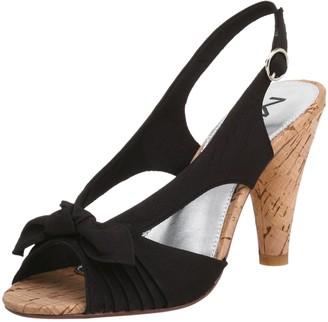 Mia Women's Tango Slingback Sandal