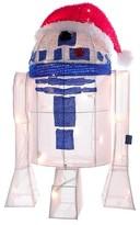 """Star Wars 28"""" Tinsel Lit R2D2"""