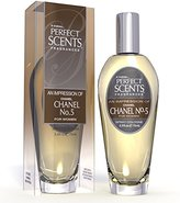 Perfect Scents Impression of Chanel #5 Cologne, 2.5 Fluid Ounce