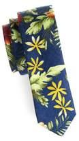 Original Penguin Westland Floral Tie