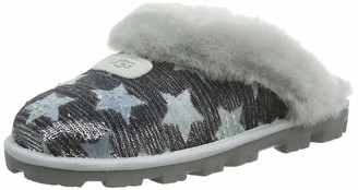 UGG Women's Coquette Sequin Stars Slipper
