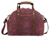 Thumbnail for your product : TSD BRAND Stone Creek Waxed Canvas Weekender
