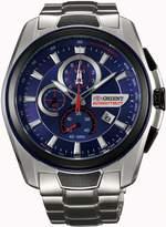 Orient SPEEDTECH 1/100 Second Chronograph Men's Watch WV0021TZ