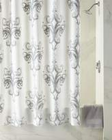 Kassatex Rifiki Damask Shower Curtain