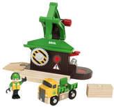Brio Green Sawmill Playset