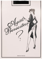 Agent Provocateur Seamed 15 denier stockings
