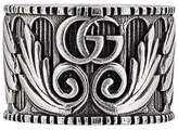 Gucci Double G leaf motif