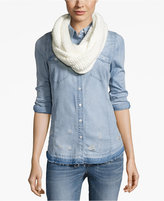 BCBGeneration Thick and Thin Infinity Loop Scarf, A Macy's Exclusive Style