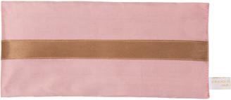 Holistic Silk Silk Dupion Lavender Eye Pillow Rose