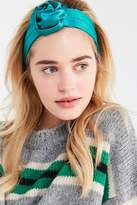 Urban Outfitters Satin Rosette Headwrap