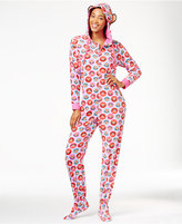 Paul Frank Julius Hooded Footed Jumpsuit