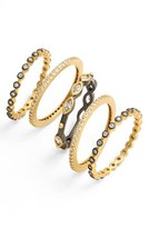 Freida Rothman Delicate Stackable Rings (Set of 5)