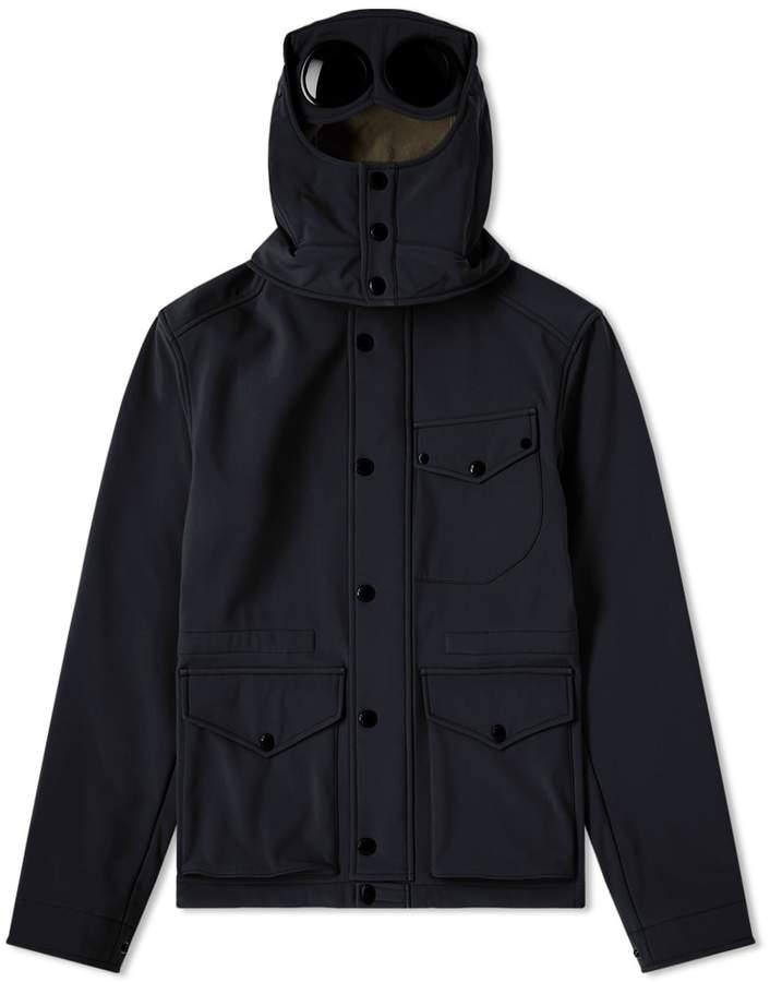 C.P. Company Hooded 3 Pocket Goggle Jacket