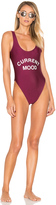 Private Party Current Mood One Piece Swimsuit