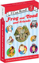 Harper Collins Frog and Toad and Friends Box Set