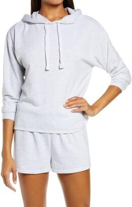 Emerson Road Hoodie Short Pajamas