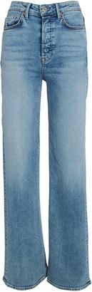 GRLFRND Carla High-Rise Jeans