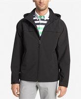 Izod Men's Hooded Soft Shell Jacket