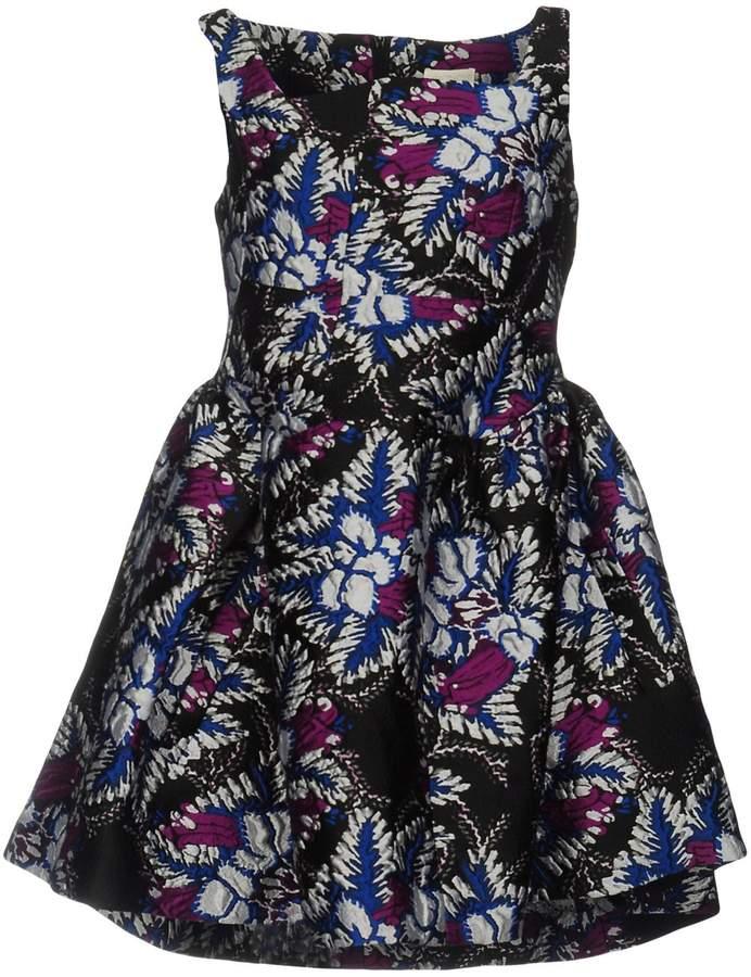 Michael Van Der Ham Short dresses