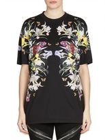 Givenchy Paradise Flowers Printed Jersey Tee