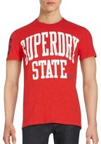 Superdry Short Sleeve Signature Print T-Shirt