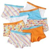 Fruit of the Loom Girls' Free Cotton Boyshort - Assorted