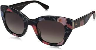 Kate Spade Women's Jalena/s Square Sunglasses