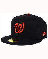 New Era Washington Nationals Rivalry 59FIFTY Cap